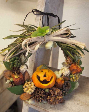 Halloweenwreathgreen3
